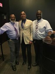 Dave & Buster Management Team with Mr. Singleton