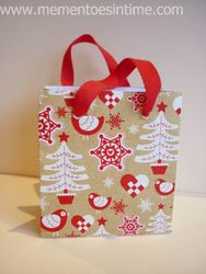 Mini Carrier Bags
