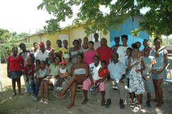 Barbaras Village residents