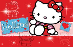 Hello Kitty raspberry