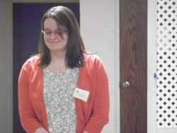 Hazel Roenigk Scholarship winner