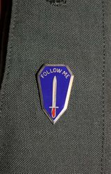 Infantry Training Command. 'Follow Me':