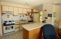 Two Bedroom Kitchen - One Bedroom Similiar