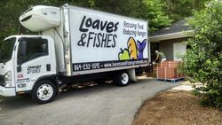 Loaves and Fishes arrive!