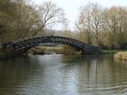 River Cherwell Bridge