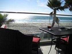 The Beach Side Deck