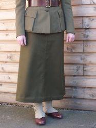 WW1 FANY  skirt  £110