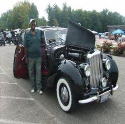 1951 Bentley Mark IV