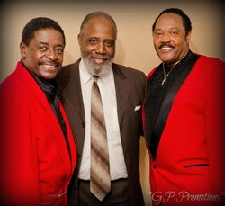Gerald Alston, Dwight Fields, Gerard