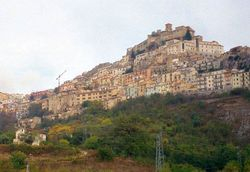 Castle and Old Section