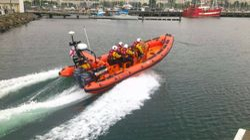 Bangor RNLI volunteers celebrate 50 years of lifesaving