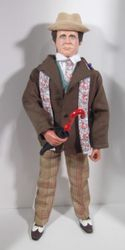 Custom Dr Who 7th Doctor