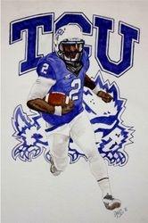 TCU Quarterback