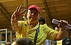 The Gamblers' sign language