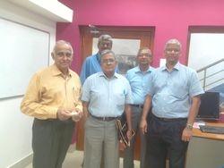Padma Shri Dr. Kota Harinarayana, ADA