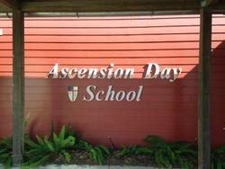 Asension Day School, River Ranch, Lafayette, LA