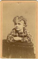 Hattie Lloyd of Chicago, Illinois