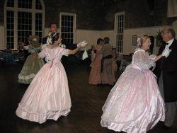 A Victorian waltz