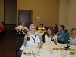 Karen Dempski, PLS and Hilary Williams