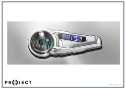 Starfleet medical scanner