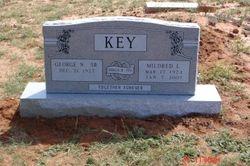 42' gray granite two piece marker