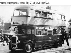 Morris Double Decker. 1934.