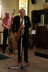 John Hallum at Carlisle Jazz Club 2013