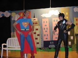 Superman e Catwoman
