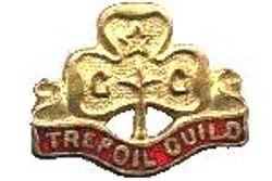 1940s Trefoil Guild Promise Badge