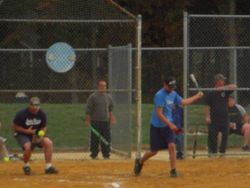 Softball Tournament 10/26/2009