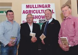 Belclare All Ireland Championship at the Mullingar Agricultural show on Sunday the 13th of July 2013