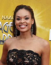 "Demetria McKinney At The ""41 NAACP Image Awards"" **February 26, 2010**"