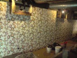 Tapeta u podrumskom prostoru
