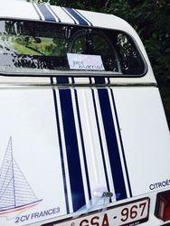Bruidswagen Mistral