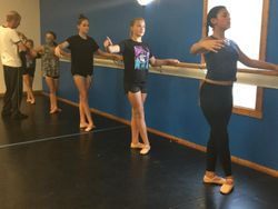 Ballet with Michael