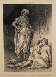 Rambert, Misery no 2, 1851