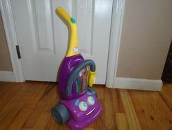 Playskool Cool Crew Dusty the Talking Vacuum - $17