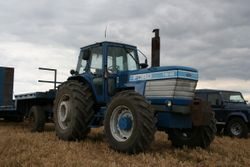 Ford TW35 Tractor