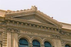 ref: A32  Teatro Biondo ' Theatre Blondie '