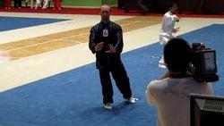 Forma Chen Taichi Jiaozuo competicion