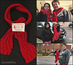 The Red Scarf Project 2016