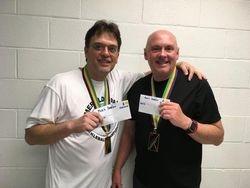 Randy Duplechien and Brian Head
