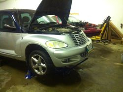 2004 Chrysler P/T Cruiser 2.4L turbo