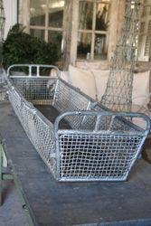 #19/006 2 Large Industrial Baskets
