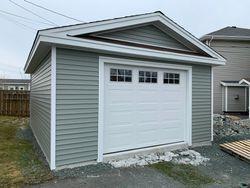 16' x 20' Deluxe Garage