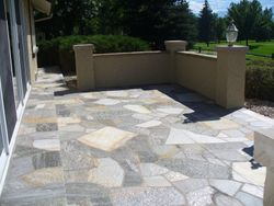 Quartzite by TM Masonry