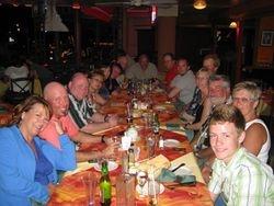 Dinner St Maarten