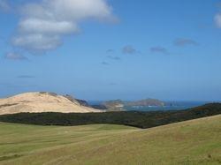 Approaching Cape Reinga