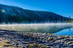 Twin Lake Mist