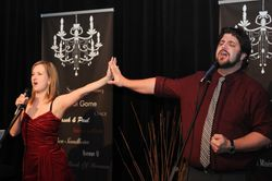 My Funny Valentine Cabaret, February 2015